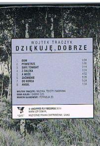 WOJTEK TRACZYK / Dziękuję, dobrze (2014)