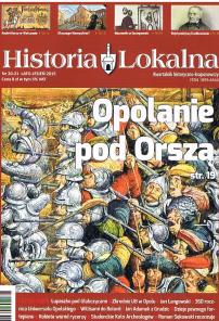 Historia lokalna lato/jesień 2015
